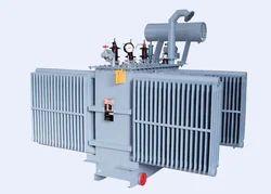 PARAMEX Three Phase 1000 KVA 11/0.433 Distribution Transformer.