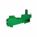 Single Action Hydraulic Scrap Baling Press