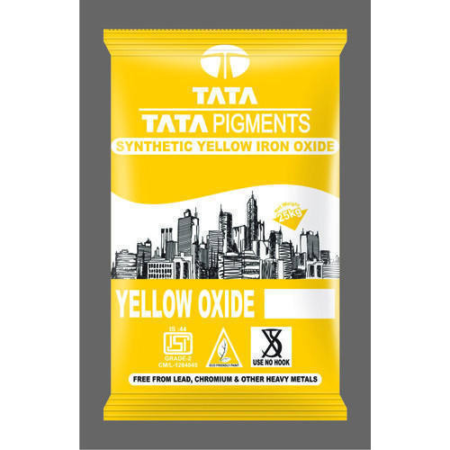 Tata Yellow Flooring Oxide
