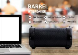 Bluetooth Speaker with FM