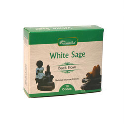 White Sages Incense Cone