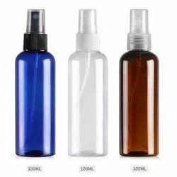 Flip Top Cap Plastic Bottle