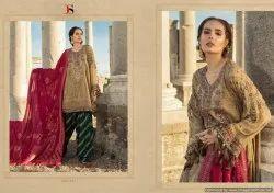Designer Pakistani Suit Deepsy Maria B-2 Lawn 19