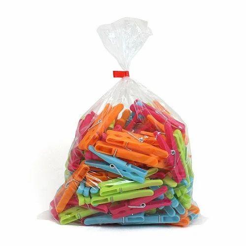 Multicolor Plain Plastic Vertical Liner Bag, Capacity: Up to 5 kg