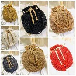 Designer Potli Batua Bag