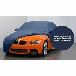 Blue Waterproof Car Cover