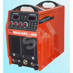 SAI 230V Three Phase MIG Welding Machine, Output Current (Ampere) : 0-100