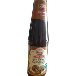 Vegetarian Oyster Shiitake Mushroom Sauce