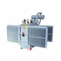 Aluminum Wound Single Phase Distribution Transformer