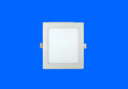 Panel Light with Dimmer Driver Motion Sensor-12 W -SN-SPL12