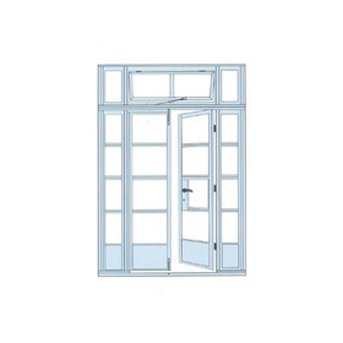 Steel Window Frame at Rs 500 /square feet | Steel Window Frames | ID ...
