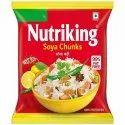 Nutriking Soya Chunks, Packaging Size: 50 Gm, Packaging Type: Packets
