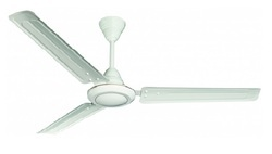 Metal White/ Brown Crompton Greaves Ceiling Fan