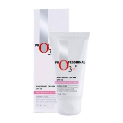 O3 Skin Brightening SPF-30 Whitening Cream Infused