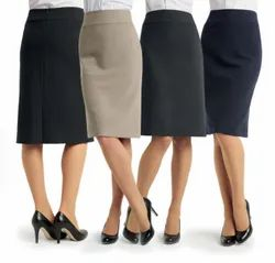Office Formal Corporate Skirts