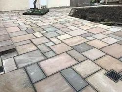 Indian Sandstone Paving Colors