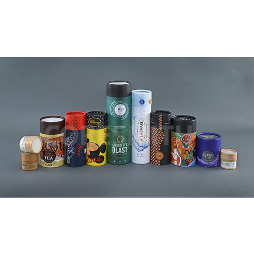 Composite Cans & Container - Composite Paper Can Manufacturer from