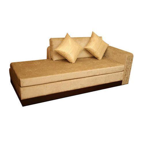 3 Seater Brown Sofa Cum Bed Rs 2300 Piece Kharbanda Comfy Villa