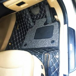 Coozo 7D Car Mat For Mercedes E Class