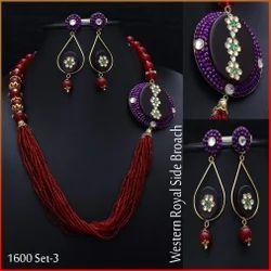 Festive Wear Necklace Set