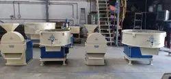 PMIX Round Detergent Mixing Machine, Capacity: 10 Kg To 1000 Kg