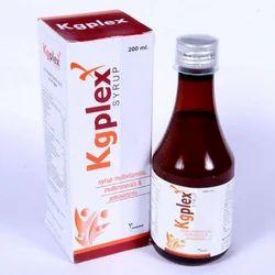 Multivitamins, Multiminerals & Antioxidants 200 Syrup
