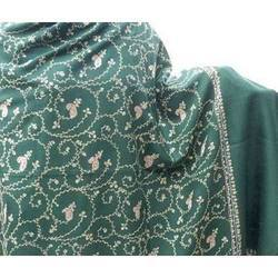 Woolen Embroidered Shawl