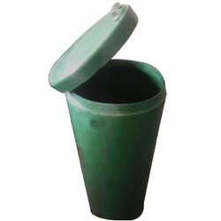 FRP Dustbin with Lid