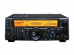TS-2000 HF / 50 / 144 / 440 / 1200 MHz Transceiver