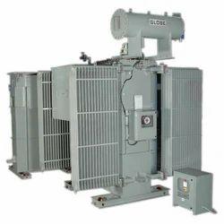 Globe Three Phase H T Automatic Servo Voltage Stabilizer, 7 To 13 KV