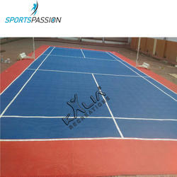 Sports and Safety Surfacing Blue