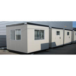 MS Portable Security Cabin