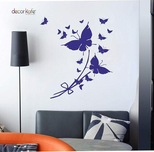 Multicolor Multiple Decor Kafe Good Looking Wall Decals