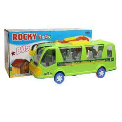 Rocky Kids Bus Toy