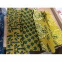 Fancy Ajrakh Block Printed Dress Material
