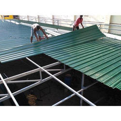 Roof Sheet Installation Services