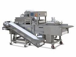 Battering Breading Flouring Machine