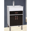21 inch PVC Transitional Bathroom Vanities Cabinet