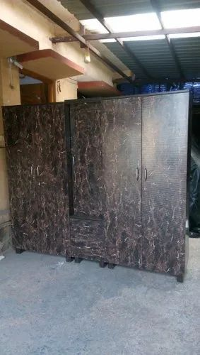 Wooden Wardrobe with Dressing table