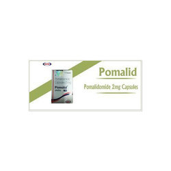 Pomalidomide Pomalid Tablets