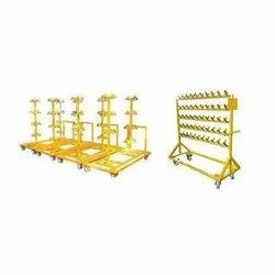 Material Movement Component Trolley