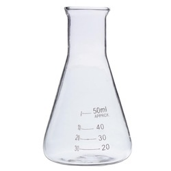 Transparent Laboratory Glassware