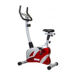 AF 683U Aerofit Magnetic Upright Exercise Bike