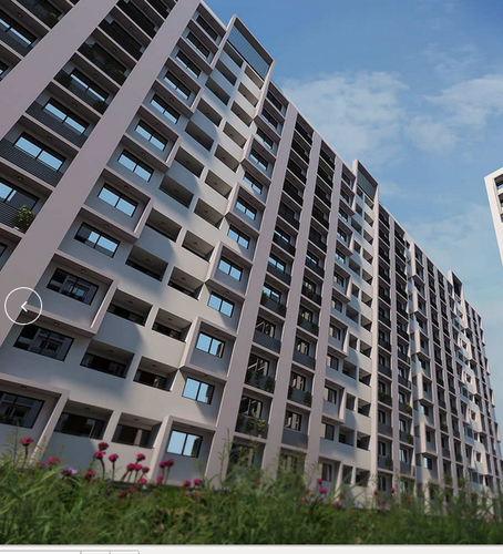 Aakash Residency Project, Residential Construction Projects