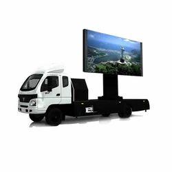 LED Screen Display Mobile Van
