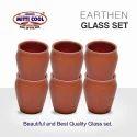200 ml Clay Glass