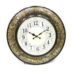 A Beautiful Vintage Wall Clock Antqui Work