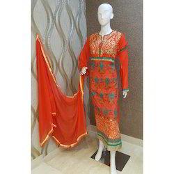 Punjabi Georgette Suit