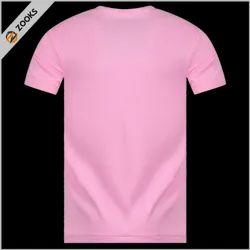 Plain Half Sleeve Dri-Fit Round Neck T Shirt 180GSM
