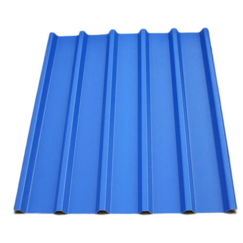 Colored Coated Metal Roofing Sheet At Rs 5800 Bundle Colour Coated Roofing Sheet Id 20242825348